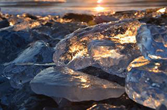Jewelry Ice: Otsu Beach, Toyokoro
