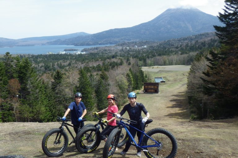 Fat bike tour